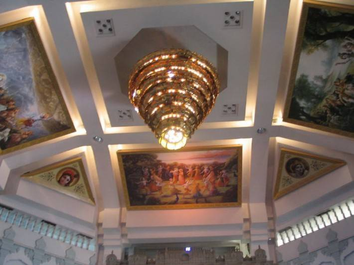 Роспись потолка — фото 227