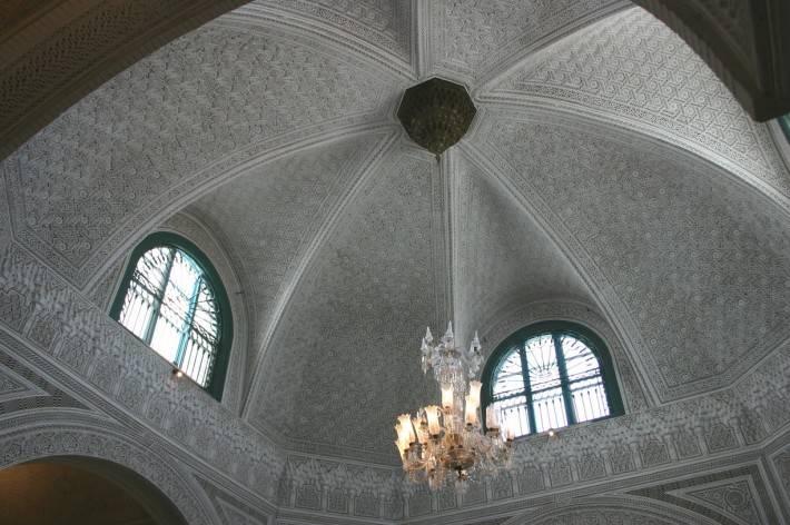 Роспись потолка — фото 244