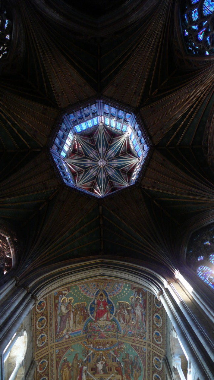 Роспись потолка — фото 366
