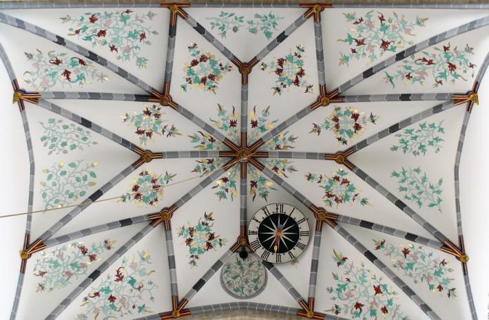 Роспись потолка — фото 25