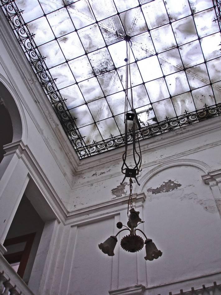 Стеклянный потолок — фото 7