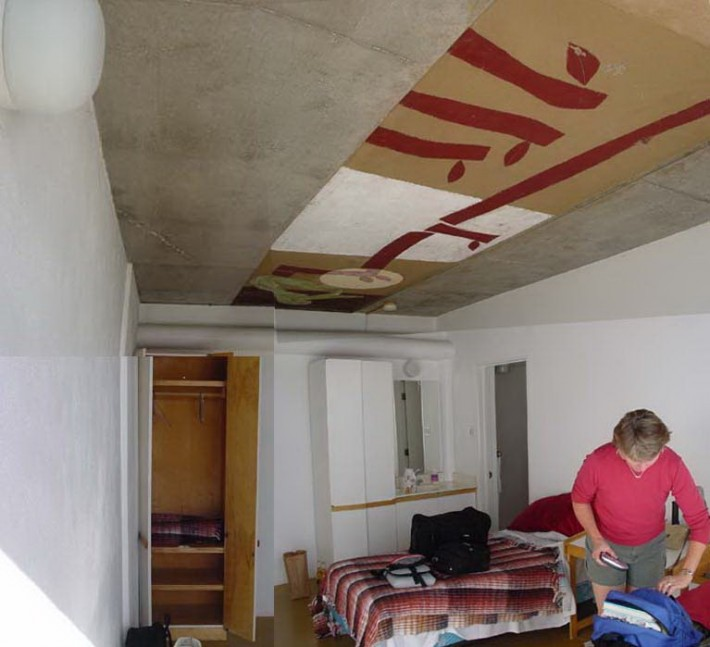 Роспись потолка — фото 341