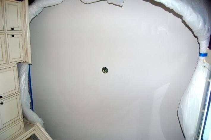 Потолок из гипсокартона — фото 61