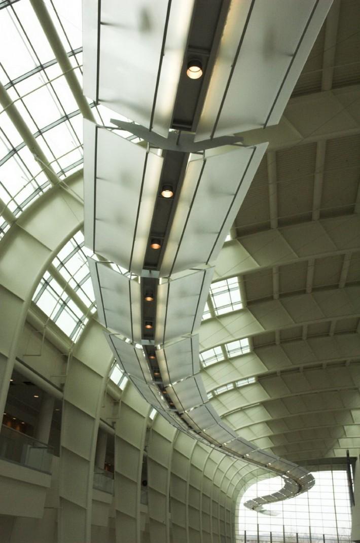 Стеклянная крыша — фото 41