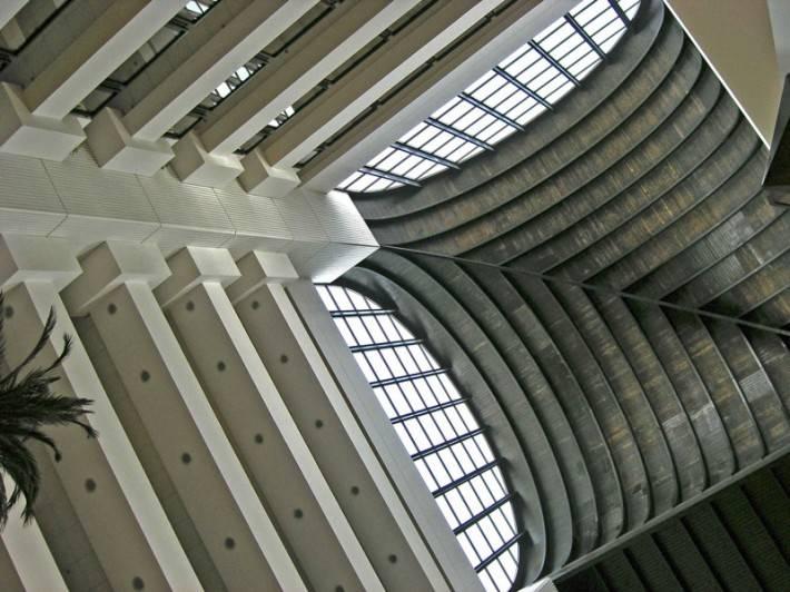 Металлический потолок — фото 14