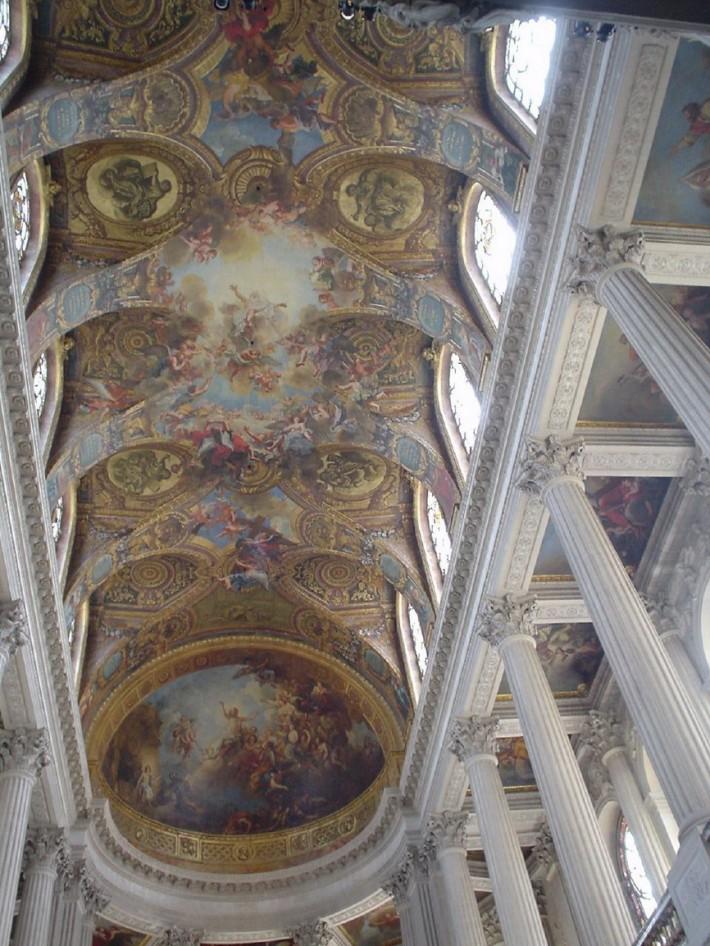 Роспись потолка — фото 163