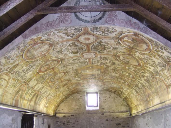 Роспись потолка — фото 59