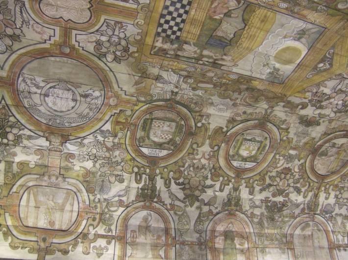 Роспись потолка — фото 164