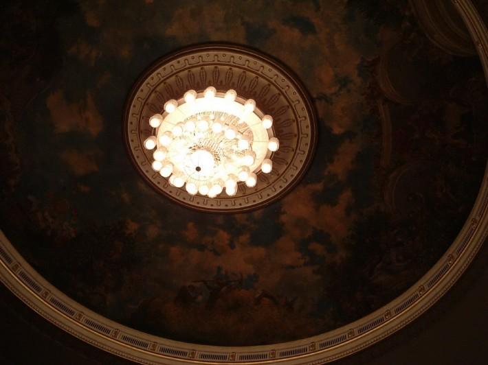 Роспись потолка — фото 317