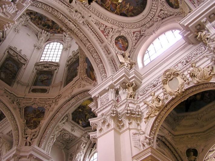 Роспись потолка — фото 128