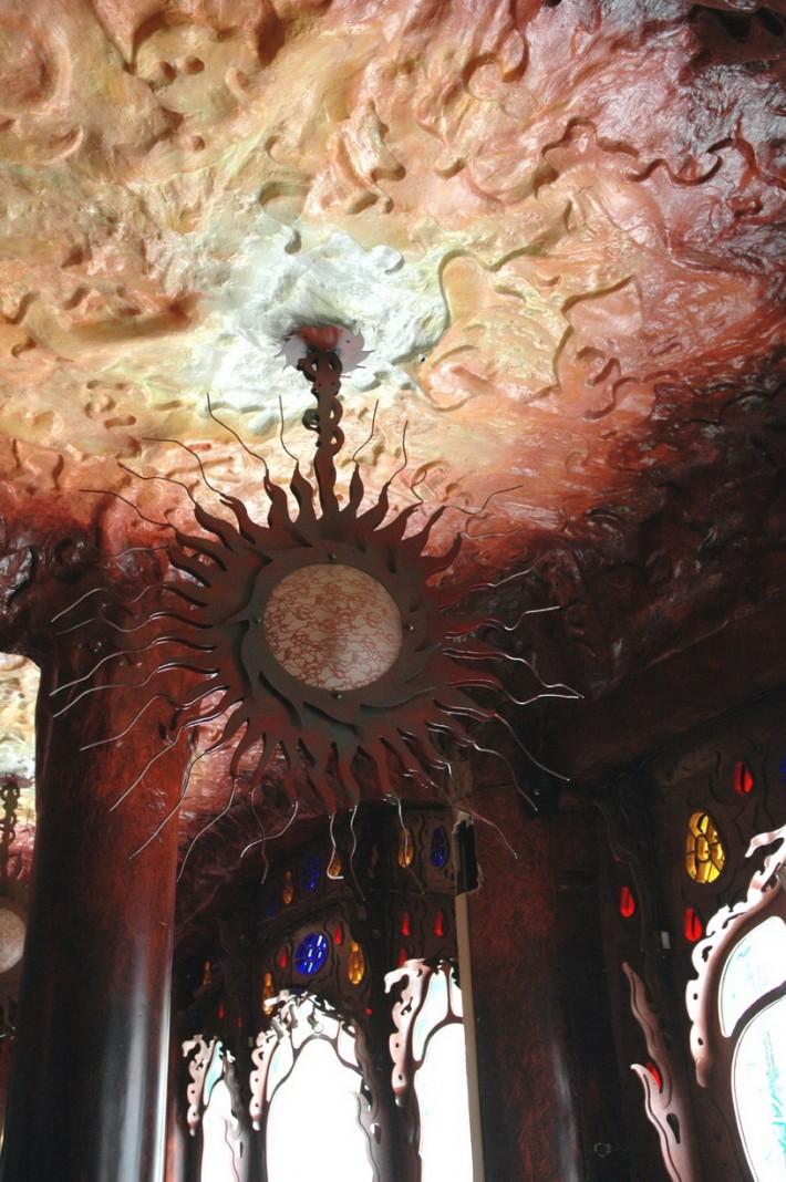 Креативный потолок — фото 18