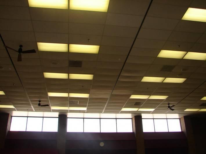 Подвесной потолок — фото 5