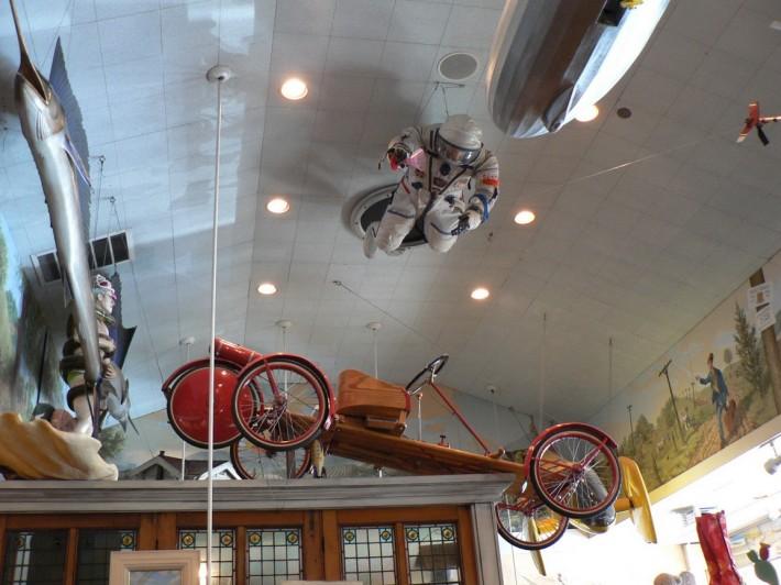 Подвесной потолок — фото 34