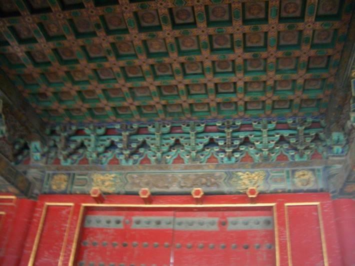 Роспись потолка — фото 135