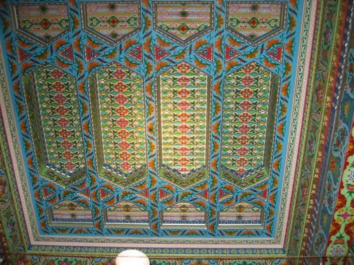 Роспись потолка — фото 136