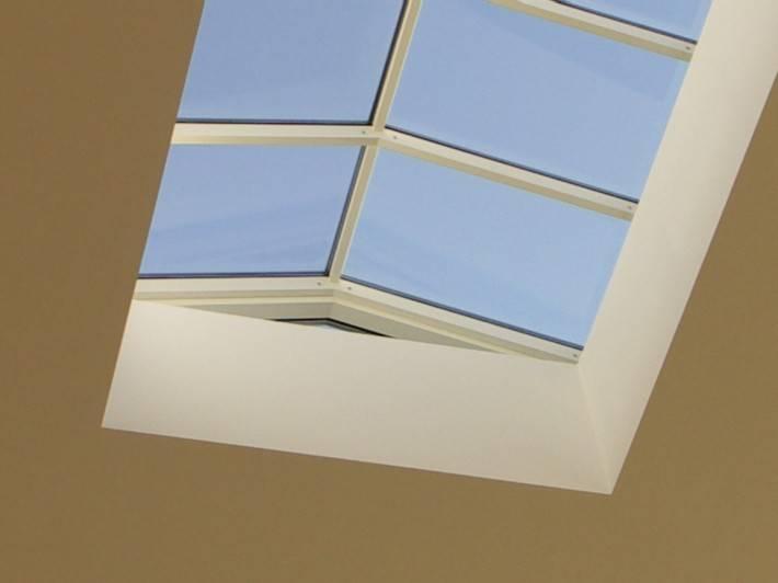 Стеклянная крыша — фото 13