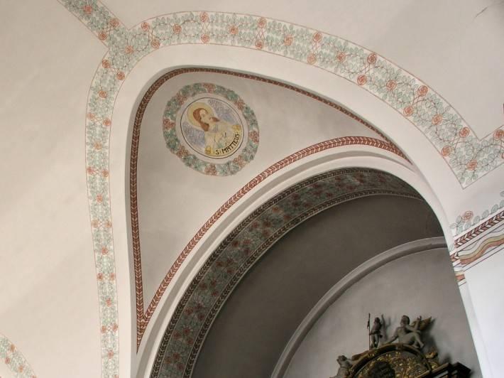 Роспись потолка — фото 333