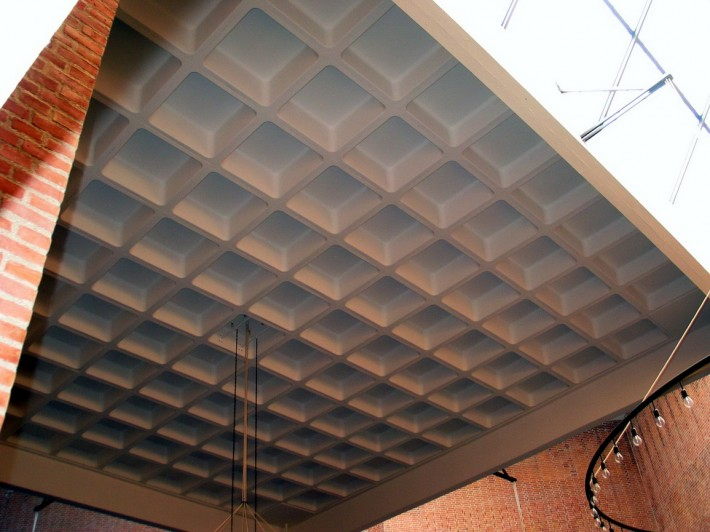 Подвесной потолок — фото 43
