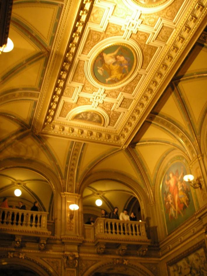 Роспись потолка — фото 138