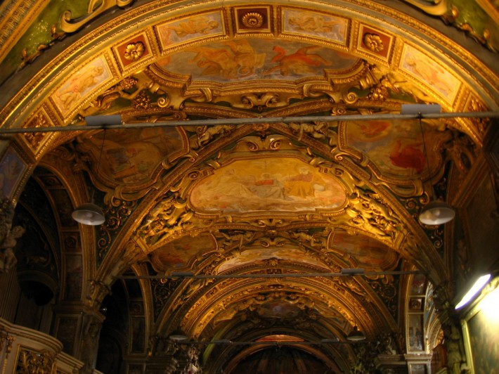 Роспись потолка — фото 267