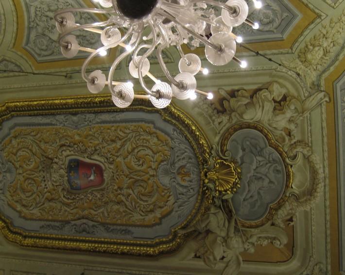 Роспись потолка — фото 290