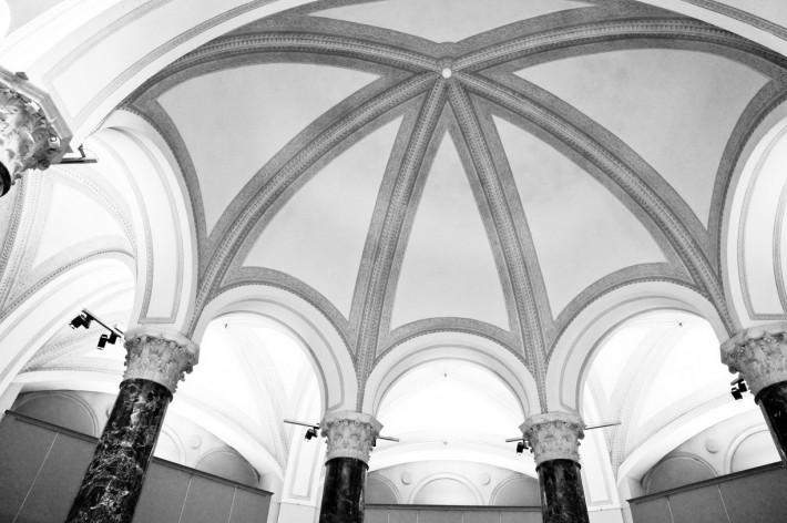 Роспись потолка — фото 200