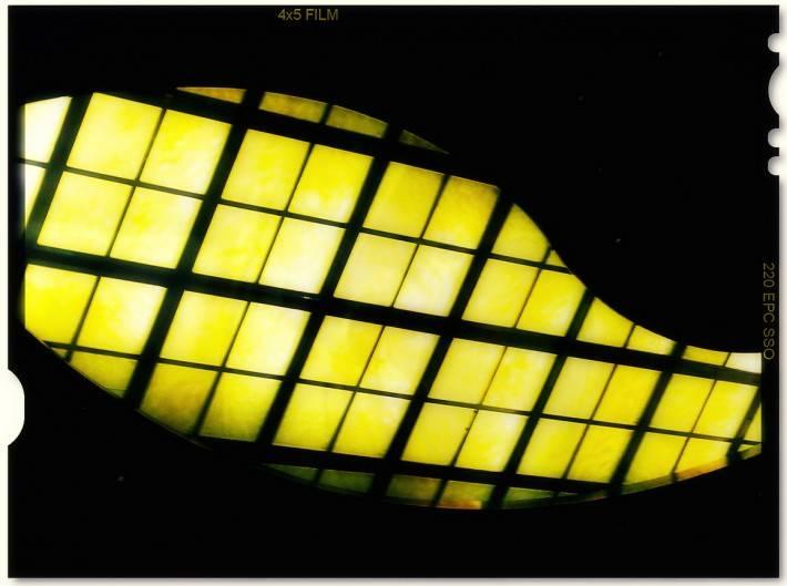 Витражный потолок — фото 51