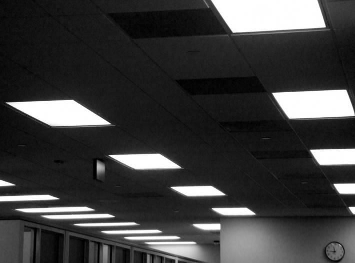Подвесной потолок — фото 22