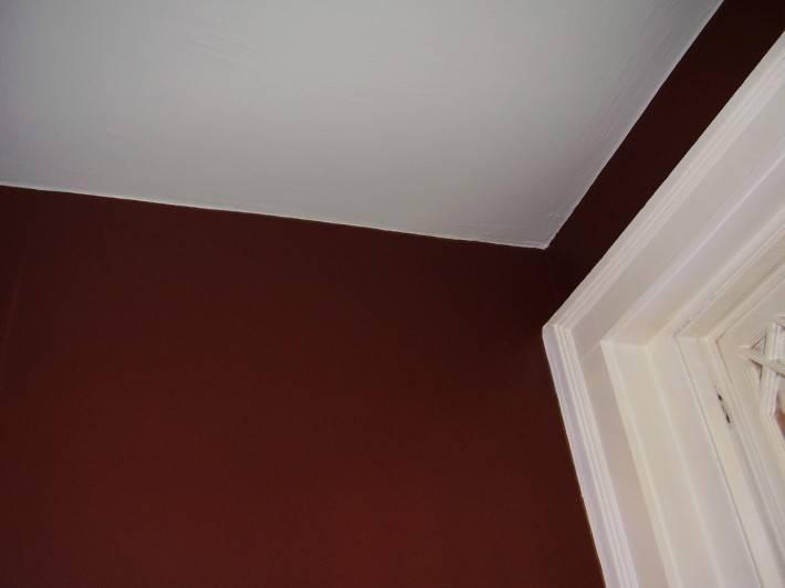 Потолок из гипсокартона — фото 39