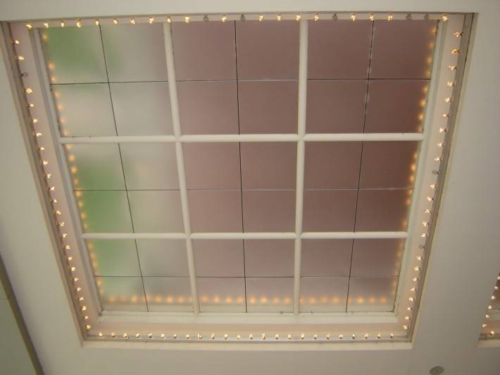 Стеклянный потолок — фото 8