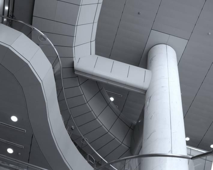 Подвесной потолок — фото 6