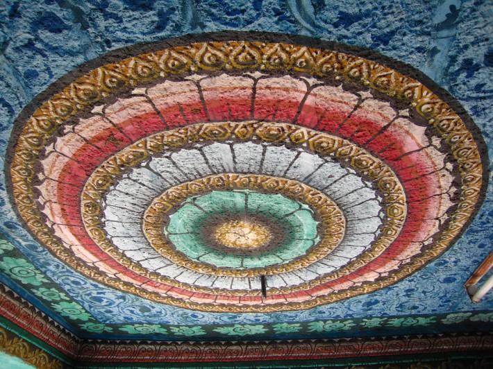 Роспись потолка — фото 30