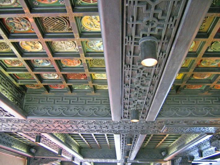Роспись потолка — фото 239