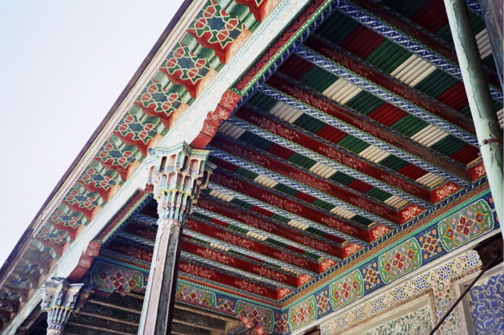 Роспись потолка — фото 183