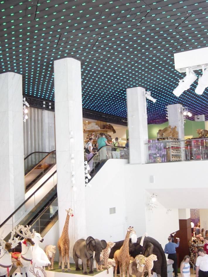 Креативный потолок — фото 10