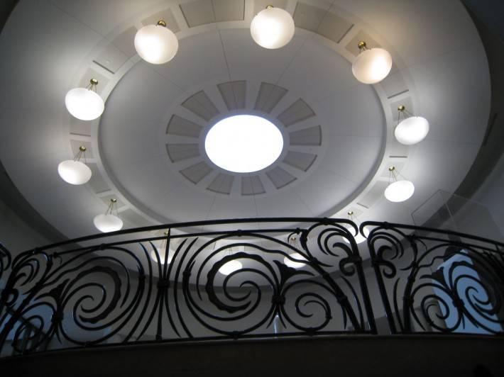 Потолок из гипсокартона — фото 5