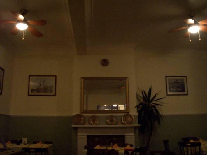 Потолок из гипсокартона — фото 41