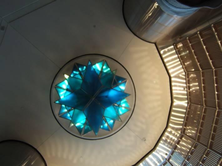 Потолок из гипсокартона — фото 22