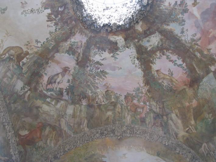 Роспись потолка — фото 82