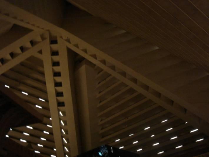 Металлический потолок — фото 64
