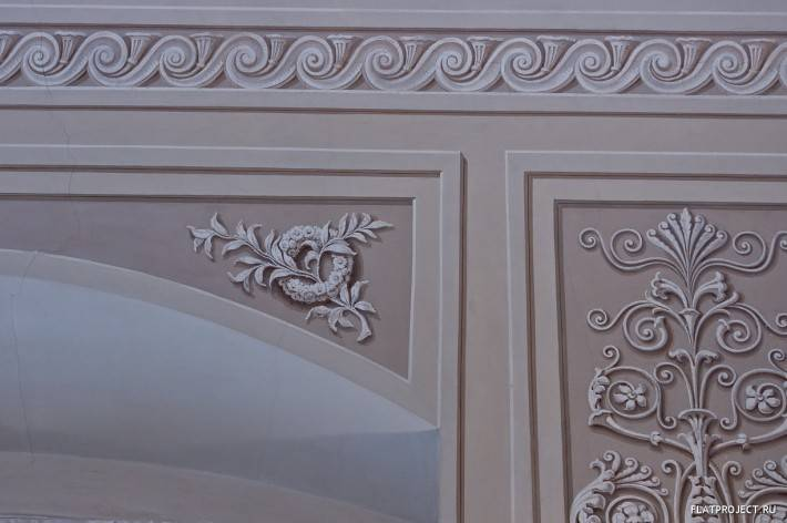 Декор интерьеров Эрмитажа — фото 80