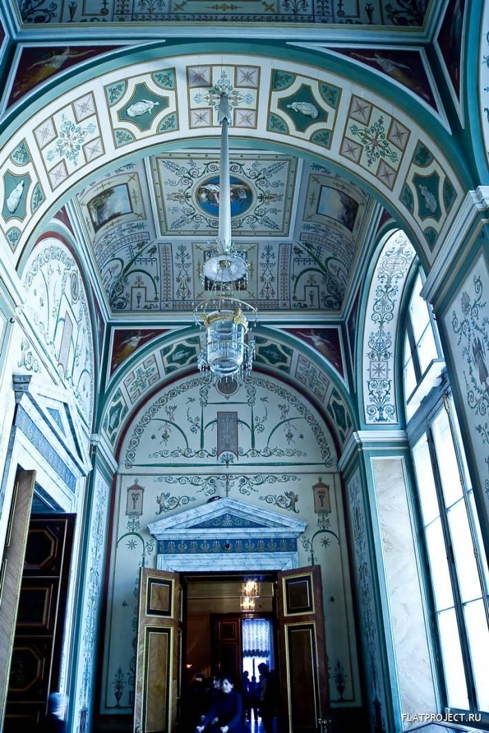 Декор интерьеров Эрмитажа — фото 36