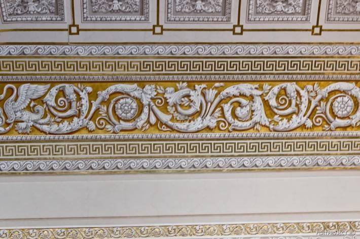 Декор интерьеров Эрмитажа — фото 7