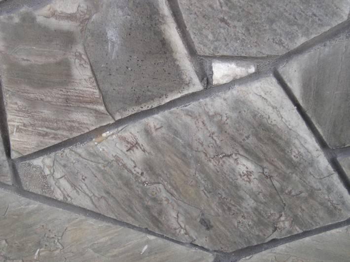 Пол из керамической плитки — фото 87