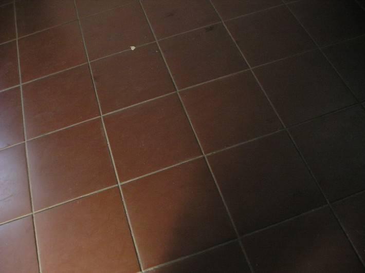 Пол из керамической плитки — фото 28