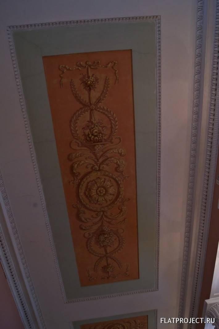 Декор интерьеров Павловского дворца — фото 180