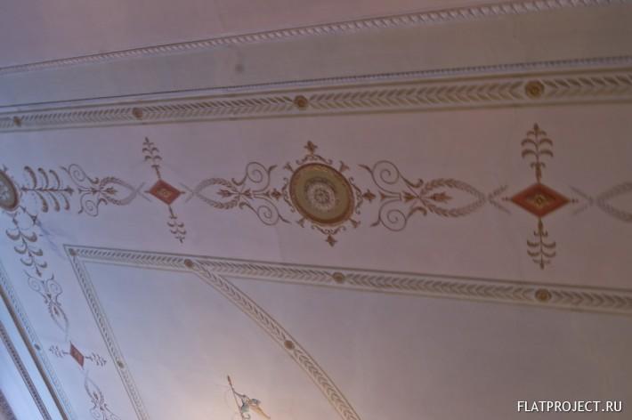 Декор интерьеров Павловского дворца — фото 177