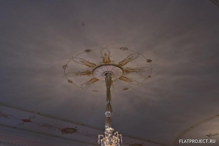 Декор интерьеров Павловского дворца — фото 176