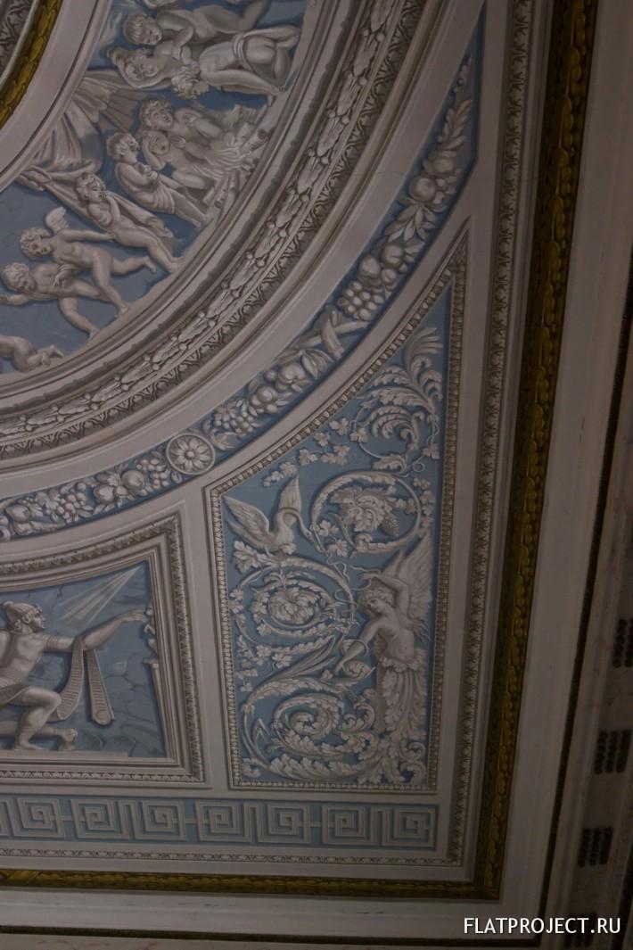 Декор интерьеров Павловского дворца — фото 173