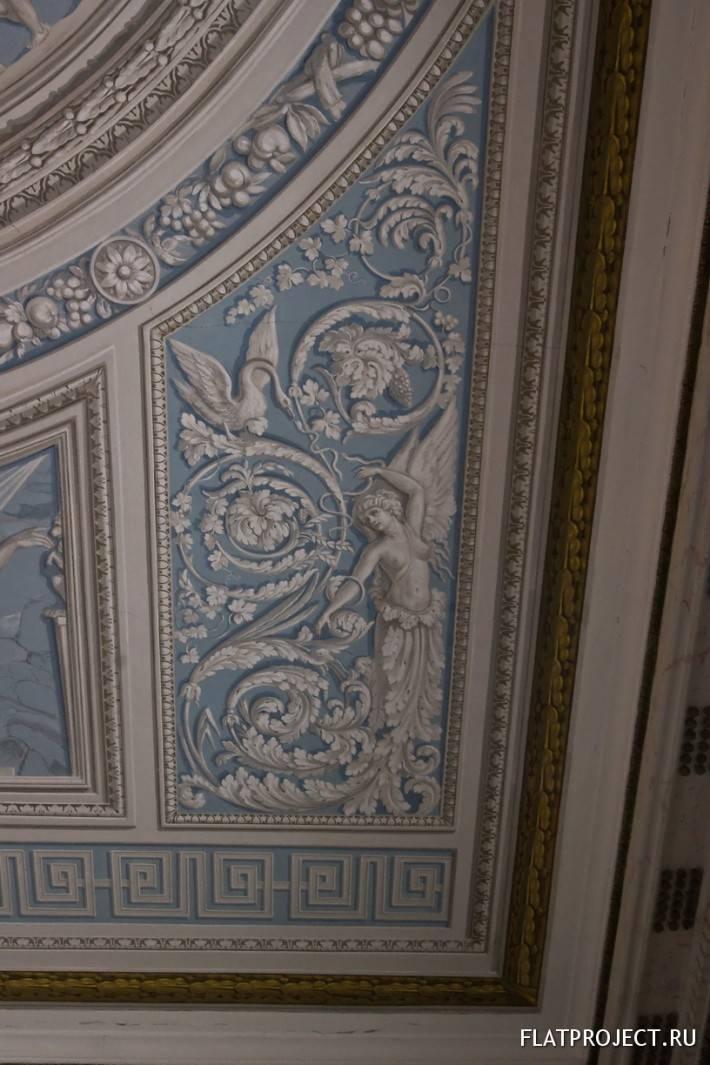 Декор интерьеров Павловского дворца — фото 161